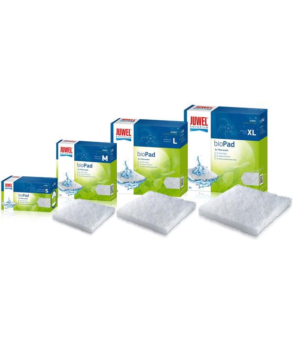 JUWEL® AQUARIUM Aquariumzubehör Filterwatte bioPad L, 5 Stk.
