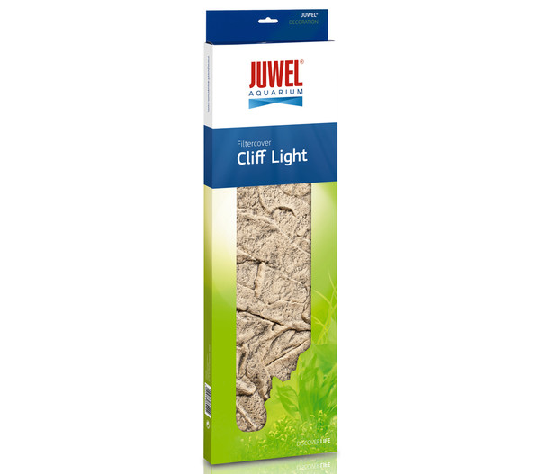 JUWEL® AQUARIUM Filterverkleidung Cliff Light