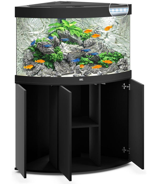 Juwel Aquarium Kombination Trigon 190 LED