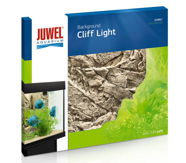 JUWEL® AQUARIUM Rückwand Cliff Light