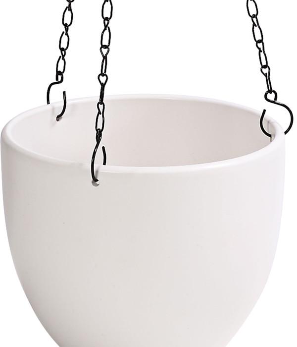 Keramikampel, rund