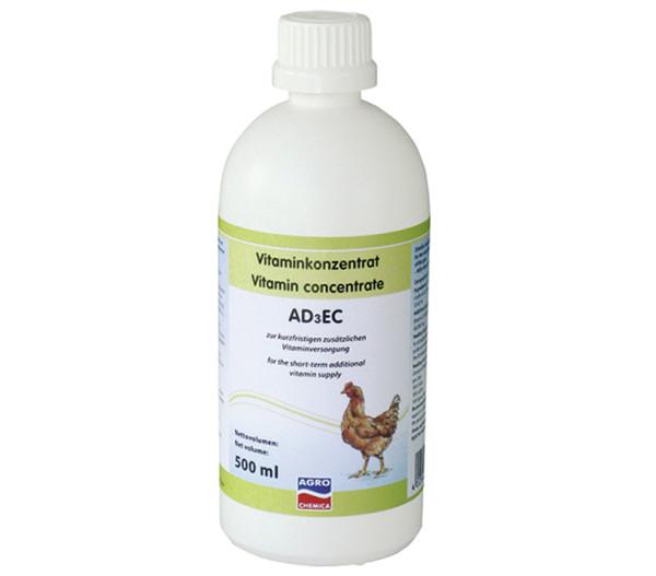 KERBL AD3EC Vitaminkonzentrat, 500ml
