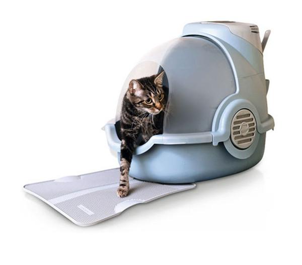 Kerbl Oster geruchsentfernende Katzentoilette