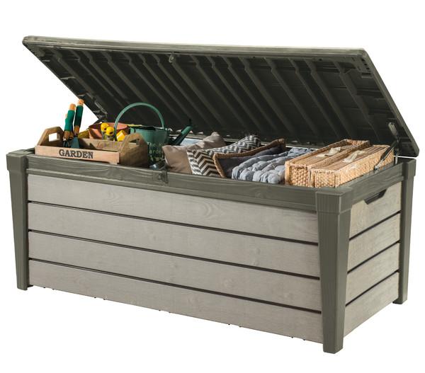 Keter Aufbewahrungsbox Brushwood, 455 Liter