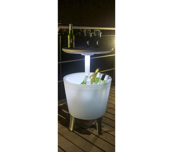 Keter Stehtisch Illuminated Cool Bar