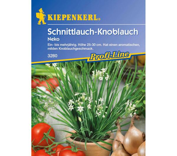 Kiepenkerl Saatgut Schnittlauch-Knoblauch 'Neko'