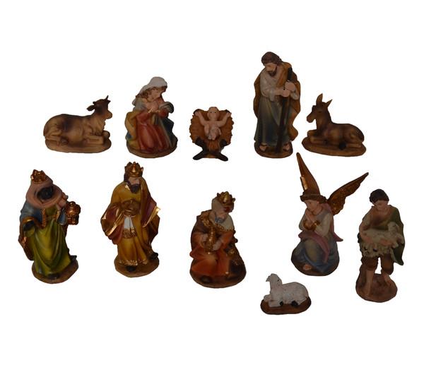 Kolbe Poly-Figuren, 9 cm, 11-teilig