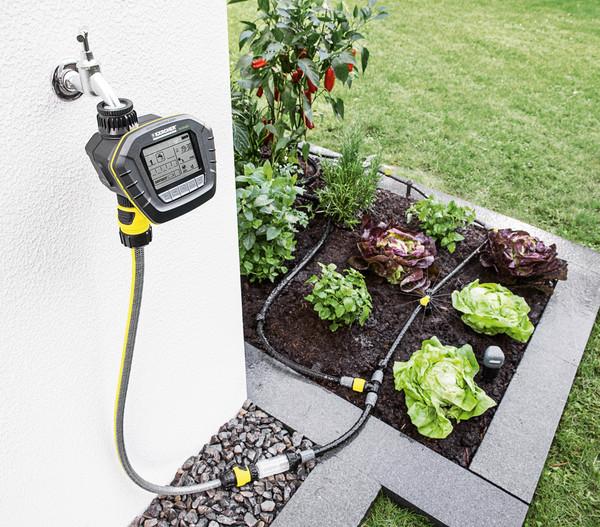 Kärcher Bewässerungscomputer SensoTimer ST 6 eco!ogic