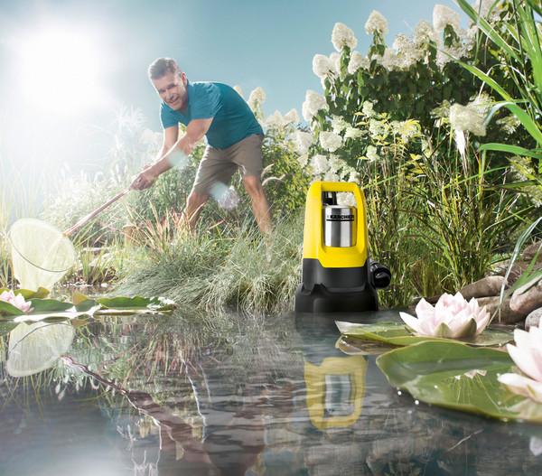 Kärcher Entwässerungspumpe SP 6 Flat Inox