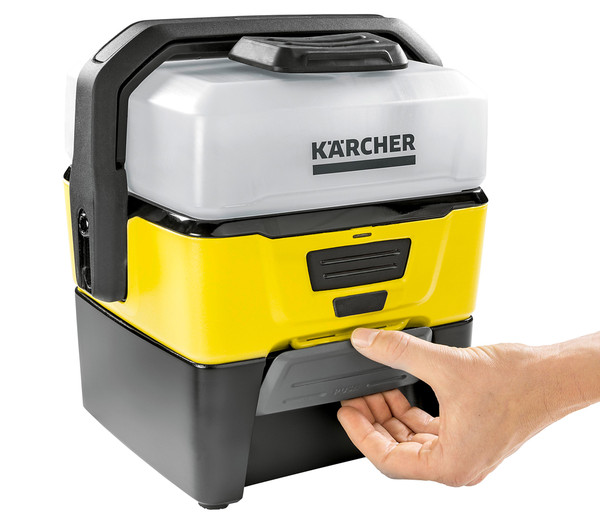Kärcher Mobile Outdoor Cleaner OC 3 Pet Box