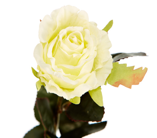 Kunstblume Rose Kolumbia, 43 cm