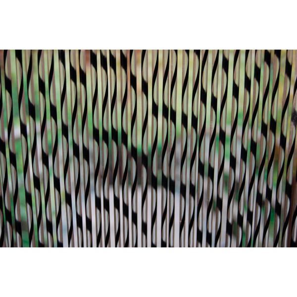 La Tenda Türvorhang Sienna 1, schwarz