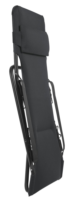 Lafuma Liegestuhl Transabed Air-Comfort, 88 x 66,5 x 93 cm, acier