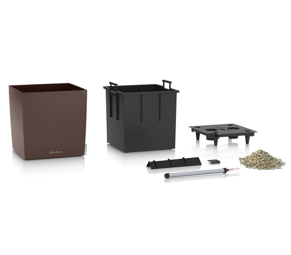 LECHUZA® CUBE, All-in-One Set