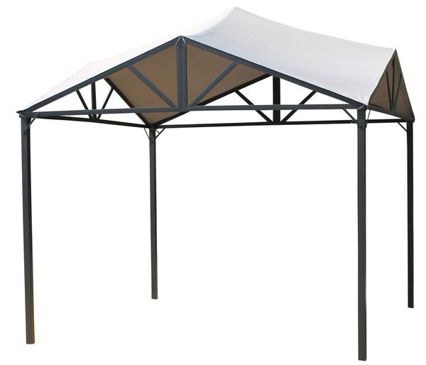 Leco Pavillon Jule, 195 x 300 x 300 cm