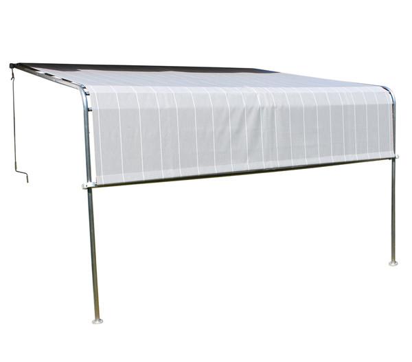 Leco Terrassenüberdachung Komfort