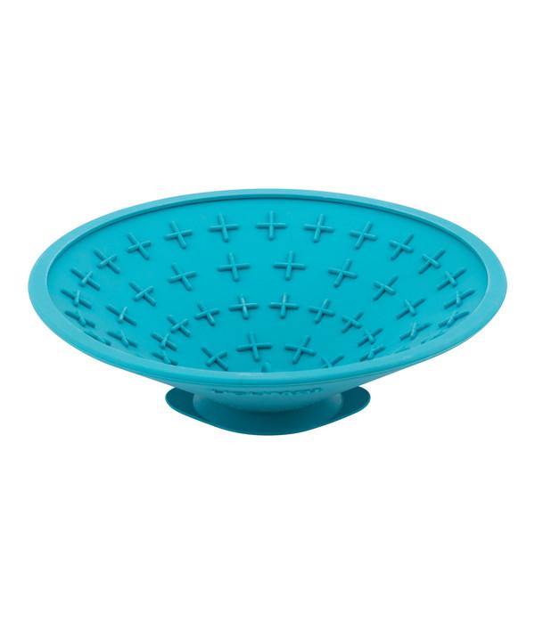 LickiMat® Hundespielzeug Leckmatte Splash