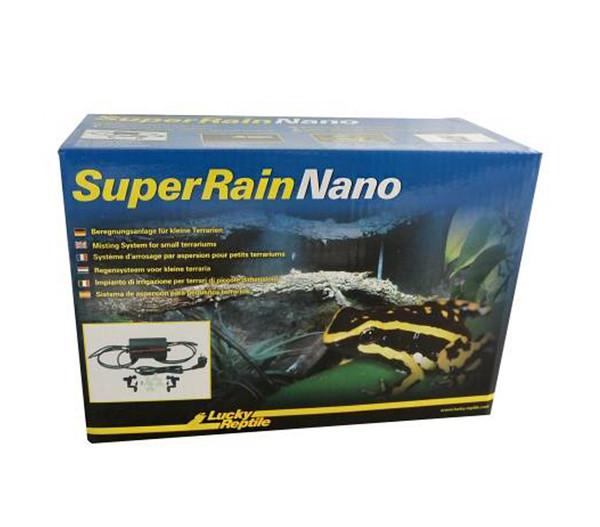 Lucky Reptile Super Rain Nano, Beregnungsanlage