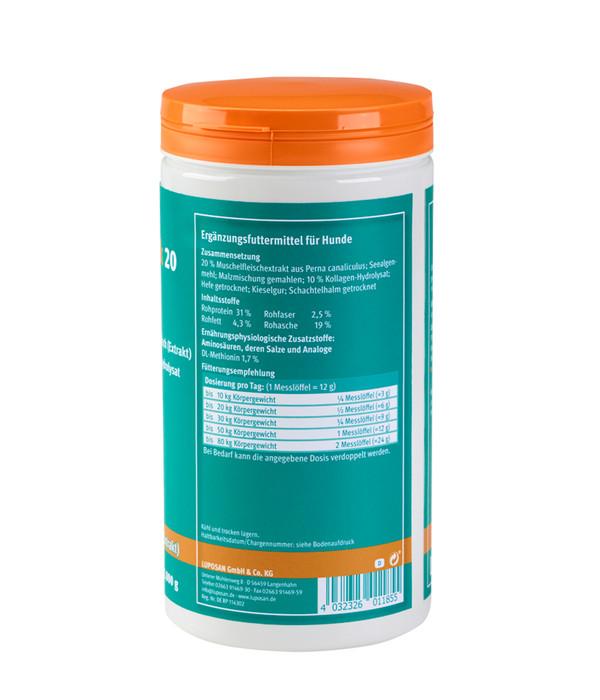 LUPOSAN Ergänzungsfutter LUPO Gelenk 20 Pulver