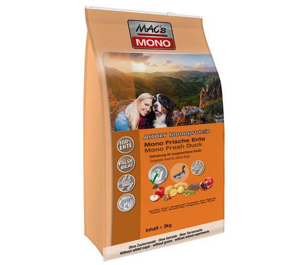 MAC's Dog Mono Trockenfutter