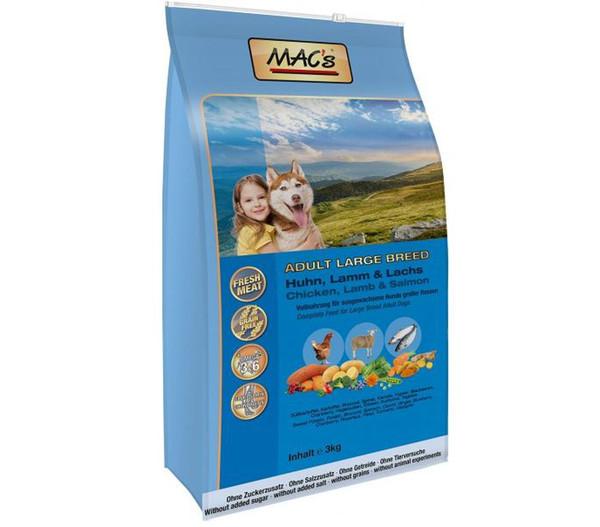 MAC's® Trockenfutter Adult Large Breed