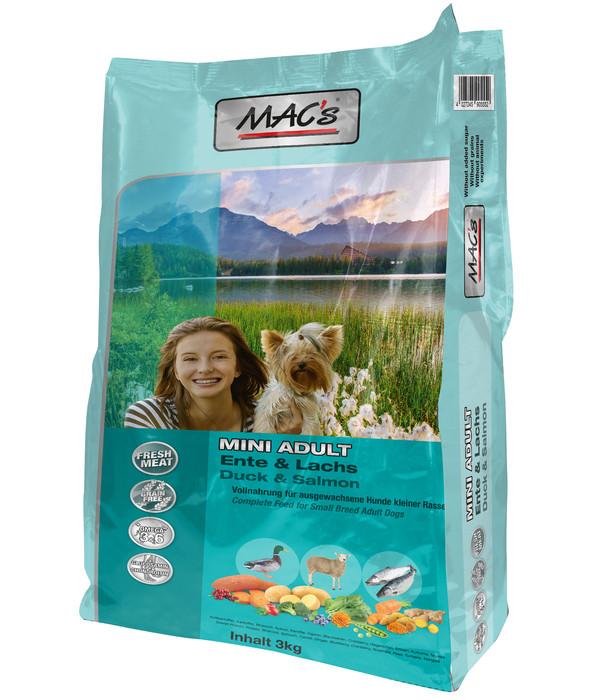 MAC's® Trockenfutter Mini Adult, 3 kg