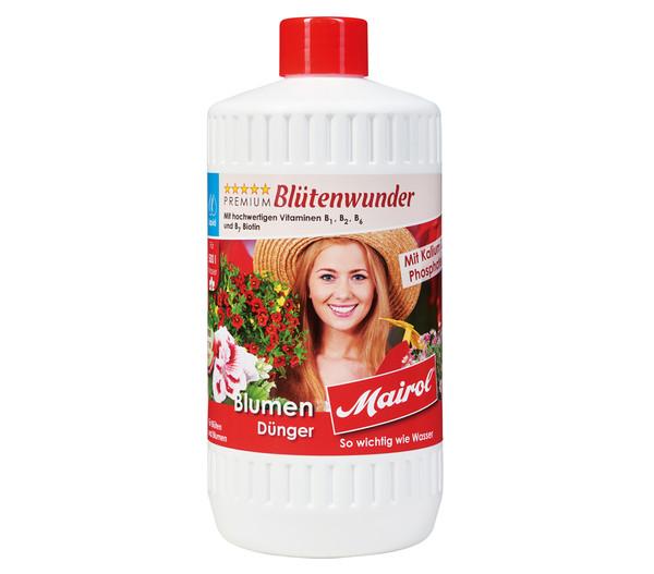 Mairol Blühdünger, flüssig, 1 l