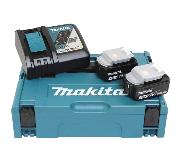Makita Power Source Kit, 18 V / 4,0 Ah