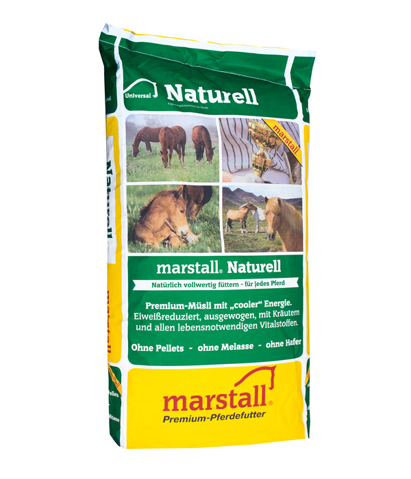 marstall® Pferdefutter Universal Naturell, 15kg