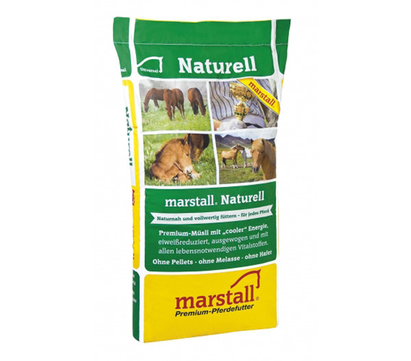 marstall® Universal Premium-Pferdefutter naturell, 15kg
