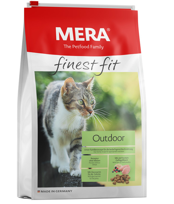 Mera finest fit Outdoor, Trockenfutter