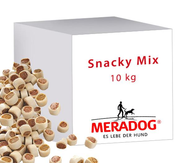MERA® Hundesnack Snacky Mix, 10kg