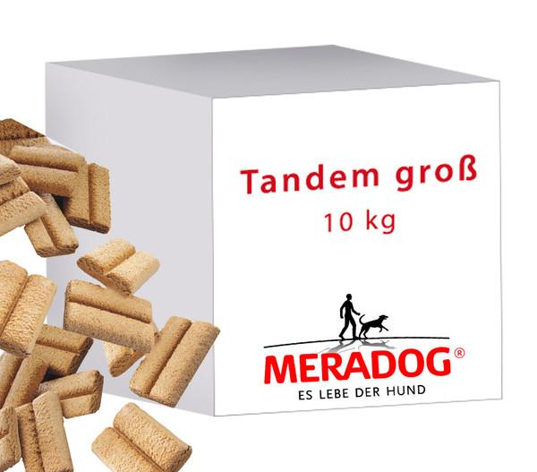 MERA® Hundesnack Tandem groß, 10kg