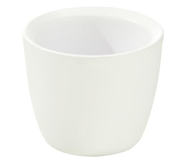 Mini-Übertopf aus Keramik, Ø 7,5 cm