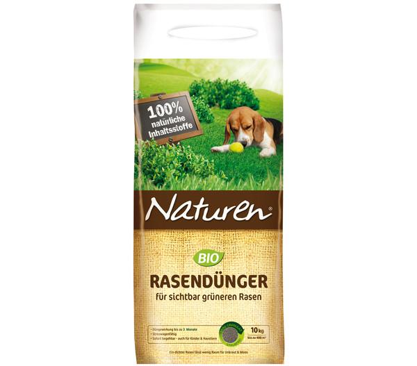 Naturen® Bio Rasendünger