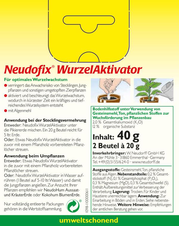 Neudorff Neudofix® WurzelAktivator