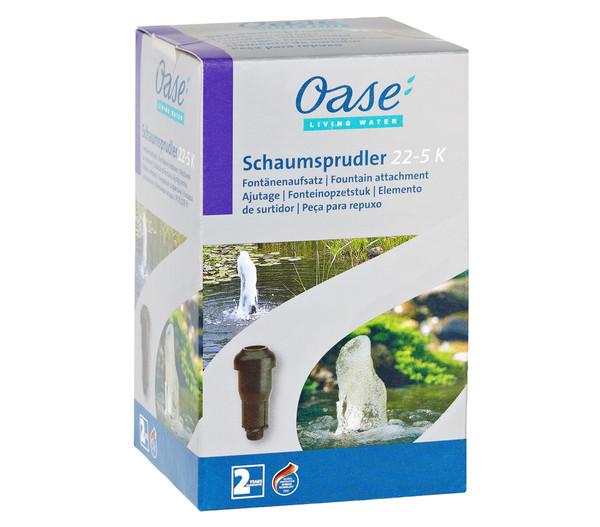 Oase Fontänenaufsatz Schaumsprudler 22-5K
