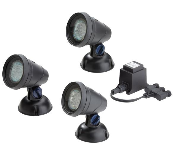 Oase LED-Beleuchtung LunAqua Classic LED Set 3