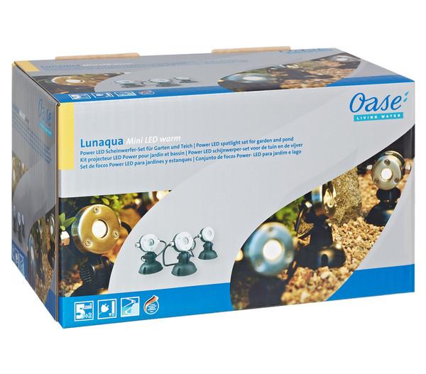 Oase LED-Unterwasserleuchten Lunaqua Mini