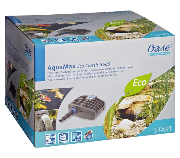 Oase Teichfilter- und Bachlaufpumpe AquaMax Eco Classic 3500