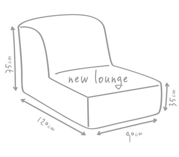 Outbag Outdoor-Sitzsack Newlounge Skin