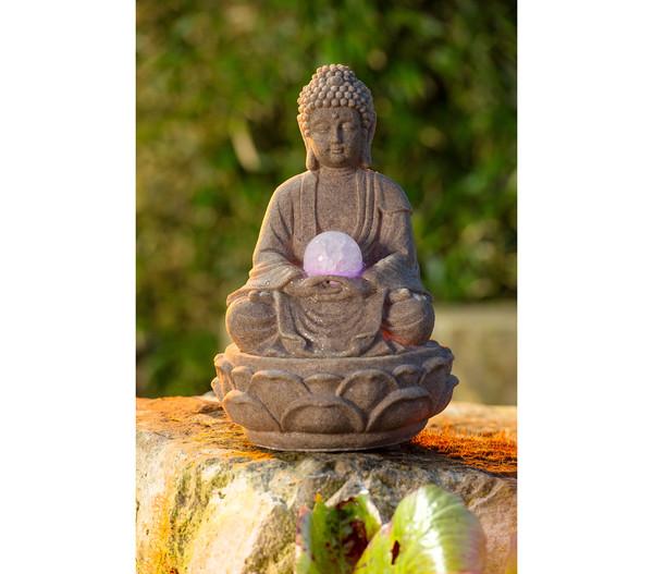 """Pajoma Zimmerbrunnen """"Buddha Lotus"""""""