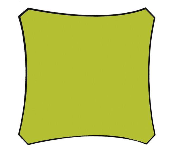 Perel Sonnensegel Viereck, 5 x 5 m