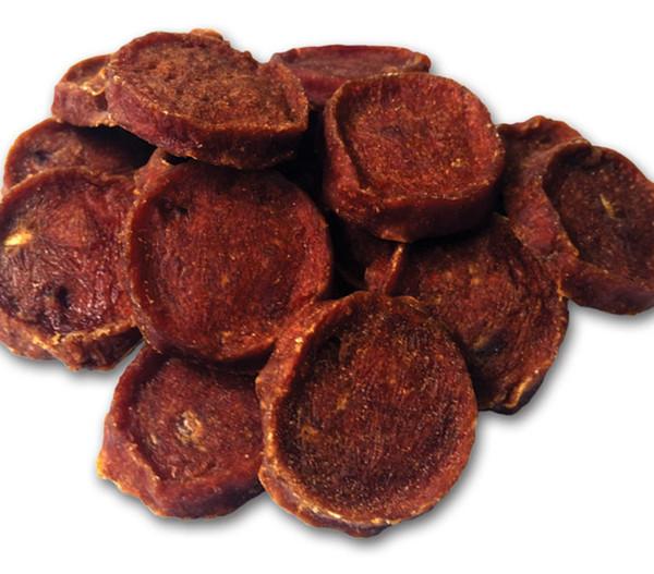 Perrito Hundesnack Duck Jerky Chips, 100g