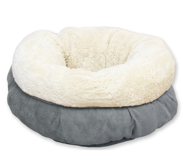 Petgard® Katzenbett LAM Donut Bed Grey