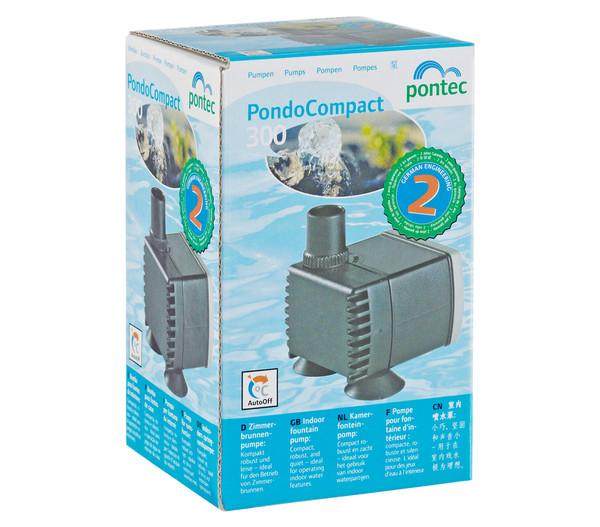 Pontec Zimmerbrunnen-Pumpe Pondo Compact 300