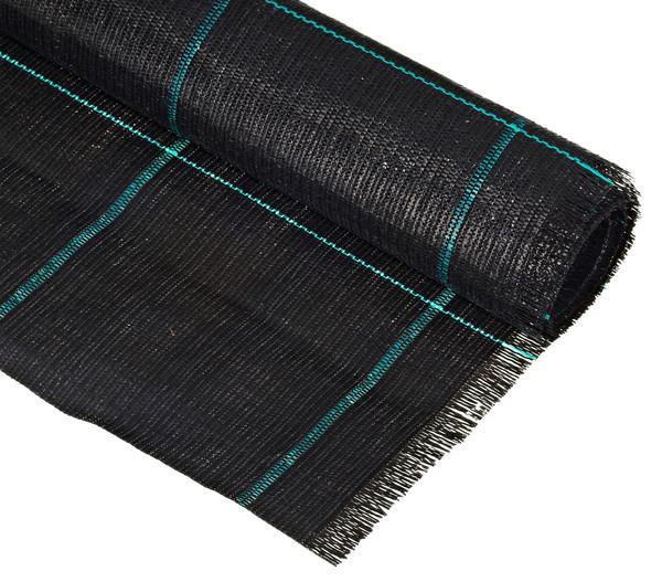 PP-Gewebe schwarz, 180 cm breit