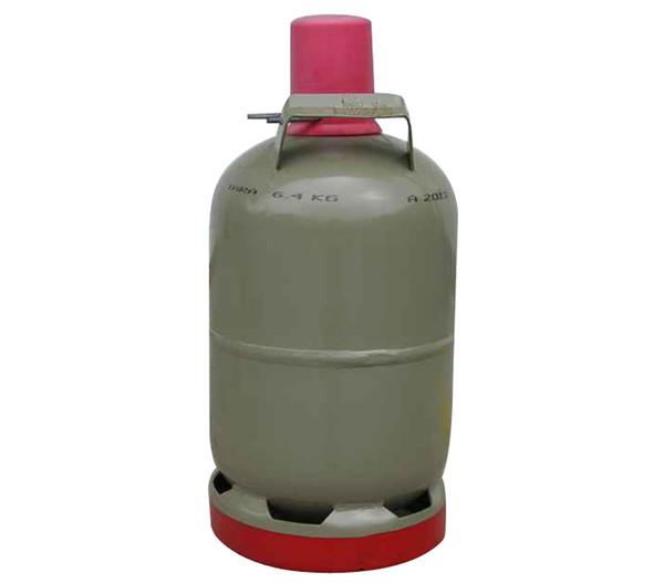 Primagaz Gasflasche, grau, 5 kg Füllung