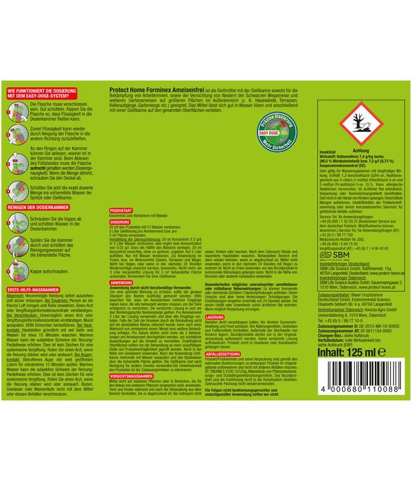 PROTECT HOME Forminex Ameisenfrei, 125 ml