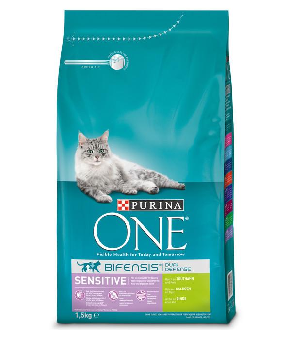 PURINA ONE® Trockenfutter Sensitive
